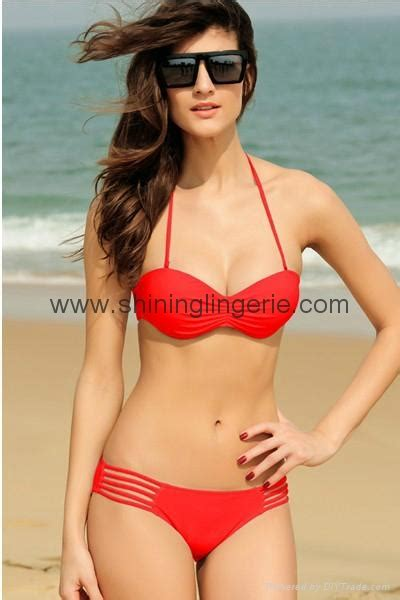 And Trading Bikinis by And Swimwear 1065 Shininglingerie