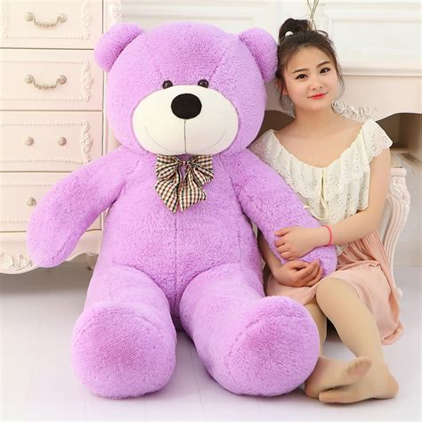 large stuffed aliexpress buy big sale 220cm teddy
