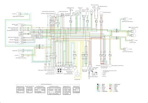 2007 honda shadow wiring diagram shadow free