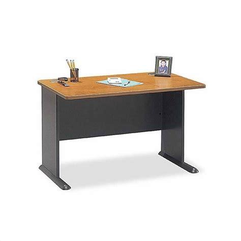 Corner Desk Sets Bush Business Series A 6 Corner Hutch Desk Set In Cherry Bsa006 574
