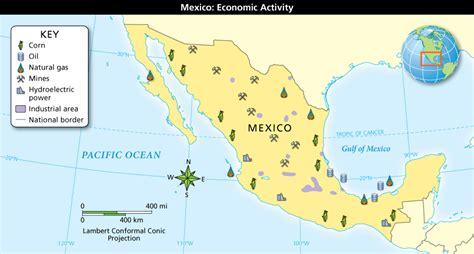 resource map of mexico resource map of mexico travel maps and major tourist