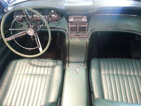 1962 Thunderbird Interior by 1962 Ford Thunderbird Pictures Cargurus