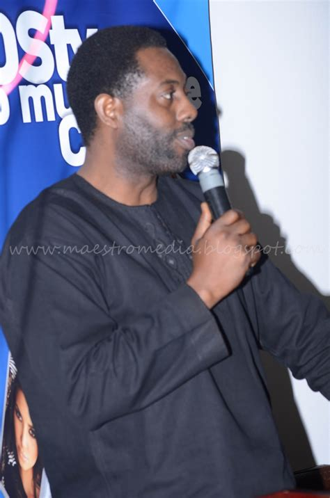 Genny Set Ik maestro s media live at the amvca nominees brunch event