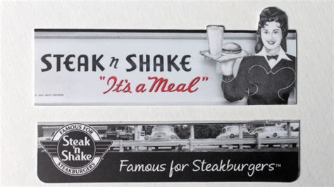 Steak And Shake Gift Card - build a steak n shake billboard for your model railroad gateway nmra