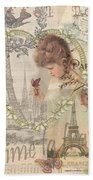 mary hubley s power of paintings antique art blog paris vintage collage with child digital art by mary hubley