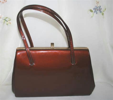 Hangbag Retro Color Ads M27 Vintage 1950 S Handbag