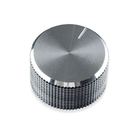 Knob In by Silver Metal Knob 14x24mm 10001 Sparkfun Electronics
