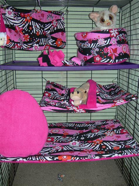 sugar glider bedding 8 pc ferret bedding cage set by naturalfancies on etsy