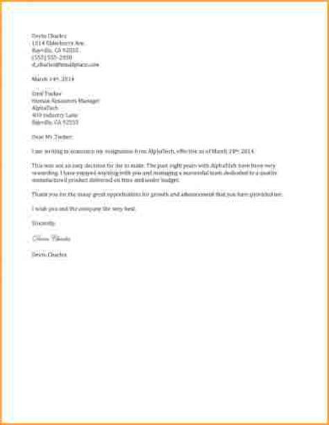Research Letter Of The Week 4 2 Weeks Notice Letter Restaurant Basic Appication