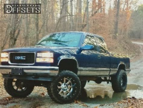 1998 gmc 1500 fuel 1998 gmc 1500 fuel maverick suspension lift 6in