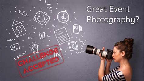 Event Photography by Great Event Photography Challenge Accepted Meetings