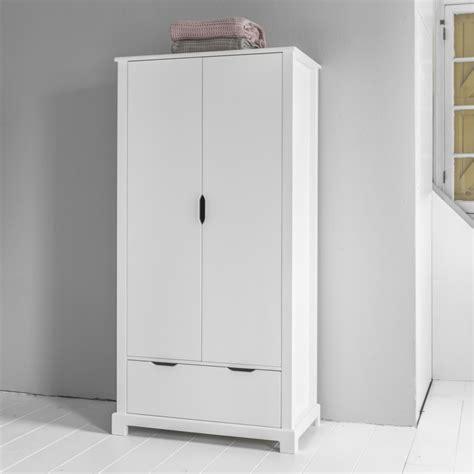 kledingkast goedkoop cheap elegant kinderkamer kledingkast wit nuit by petite