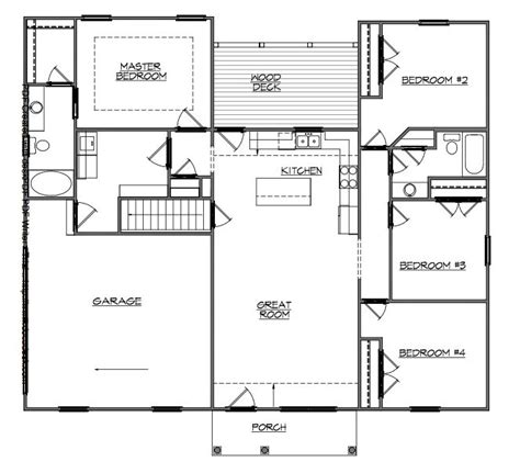 basement floor plans with stairs in middle basement apartment floor plans basement entry floor plans