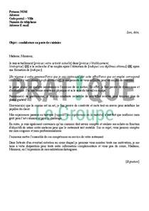 modele lettre de motivation cuisinier document