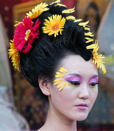 china bangs for wedding 1000 images about hairstyles on pinterest long haircut