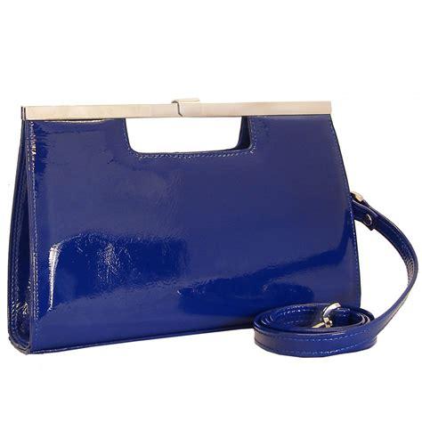royal blue clutch bags college purse