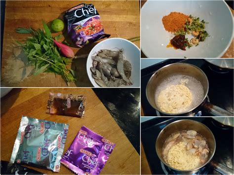 Mamee Chef Tom Yam Thai kyspeaks ky cooks mamee chef jom upgrade