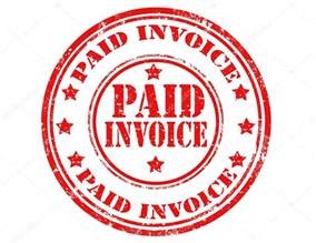 paid invoice stamp stock vector 169 carmen dorin 29678181