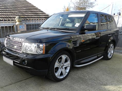 2005 land rover range rover sport pictures information