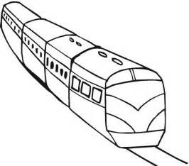 Train Coloring Pages  GetColoringPagescom sketch template