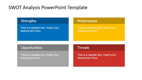 Animated Swot Analysis Powerpoint Template Slidemodel Analysis Ppt Templates
