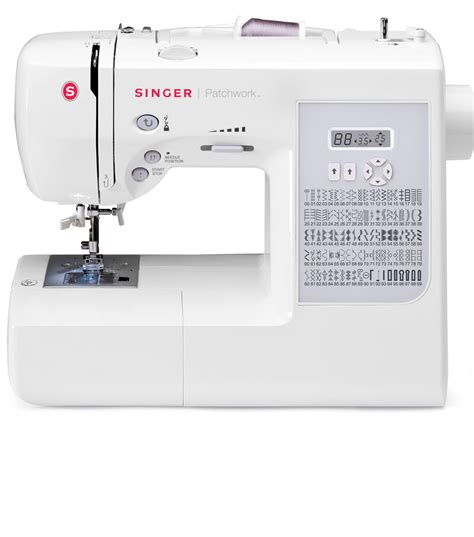 Singer Patchwork Machine - singer 7285q patchwork quilting machine jo