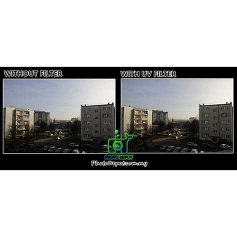 Filter Uv 77mm Green L Dhd 67mm original green l dhd uv lens filter