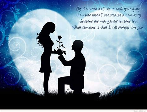 Couple Hd Wallpaper With Thought | new latest thoughts and quotes on love images background