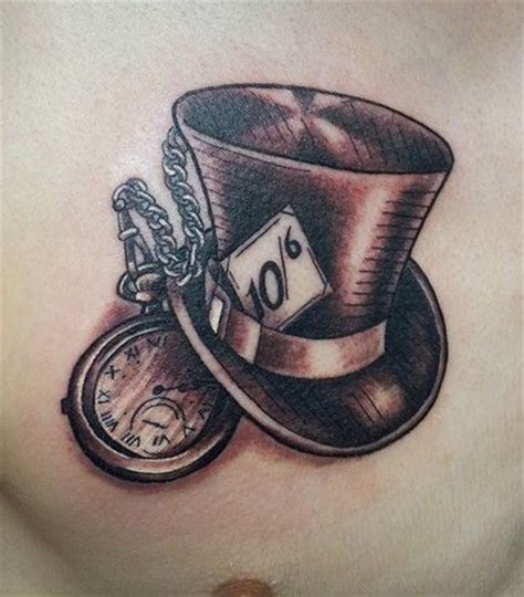 mad hatter tattoo designs 100 best in tattoos carousels mad