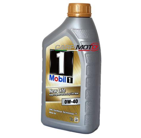 olio motore mobil 1 olio motore mobil1newl 0w40 1l