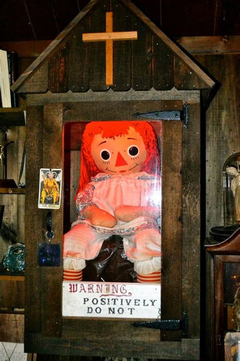 annabelle doll glass the real annabelle doll connecticut in 1970 a
