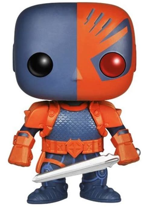 Funko Pop Deathstroke Dc deathstroke pop vinyl by dc comics from funko trt
