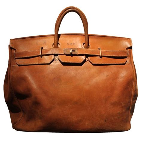 Unique Travel Bag Murmer hermes hac travel bag from a unique collection of antique and modern trunks and luggage at