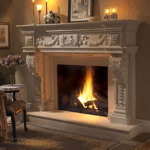 balmoral fireplace mantel traditional indoor