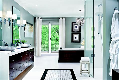 master bathroom by candice la casa