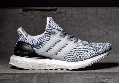 Adidas Ultra Boost 3 0 Black White new adidas ultra boost 2017 colorways sneakernews