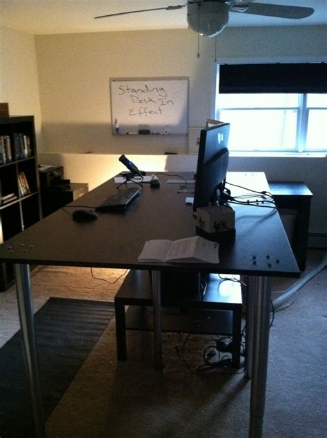 standing desk in effect for the home office phil pearlman