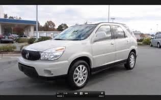 What Is A Buick Rendezvous 2006 Buick Rendezvous Cxl Start Up Engine And In Depth