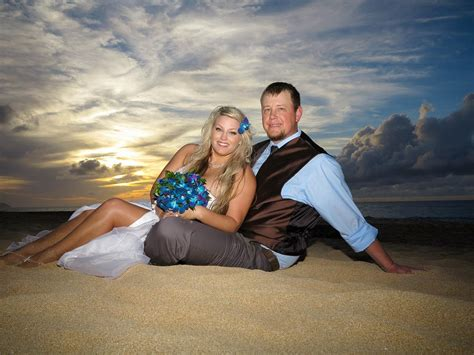 photo hawaii wedding packages  image