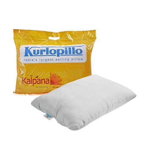 Kurlon Pillow Price kurlon white kalpana pillows buy kurlon white kalpana