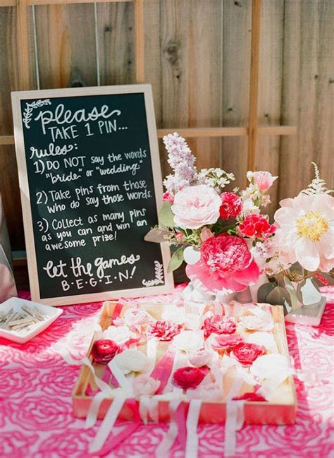 top bridal shower themes 2016 16 bright bridal shower ideas brit co