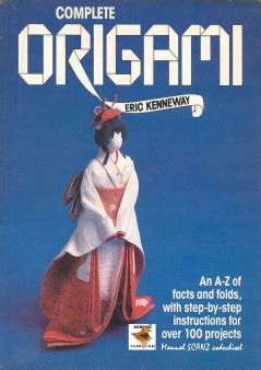 The Complete Book Of Origami Pdf - complete origami eric kenneway