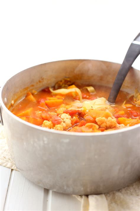 Fall Detox Soup by We All Need A Reboot Every Now And Then So Why Not