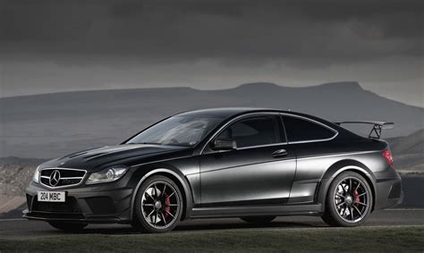 Mercedes C63 AMG Coupe Black Series   Car Gallery   Luxury