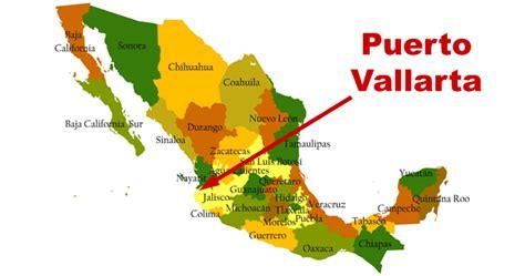 vallarta world map how do i get to vallarta mexico gt teach me mexico