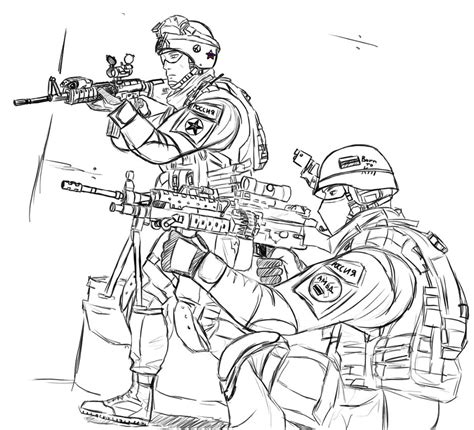 army cool coloring pages anti magic military department by maniac kagesenshi on