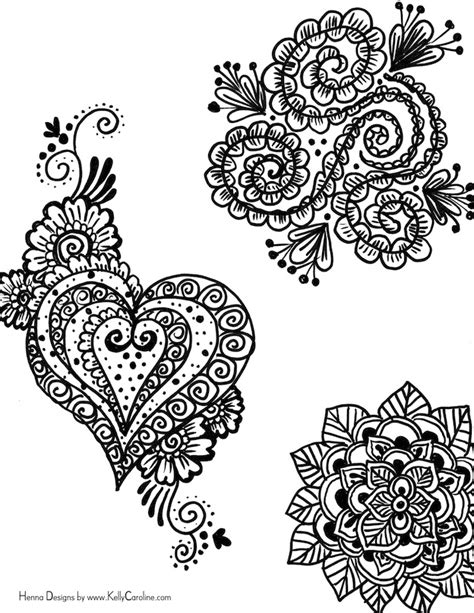 henna design ebook free henna ebook kelly caroline