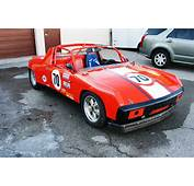 Can Am Cars  1973 Porsche 914 6