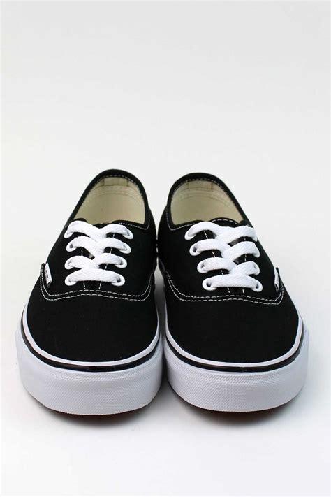Jual Vans Authentic Black Original 1000 ideas about vans authentic black on vans authentic black vans shoes and vans