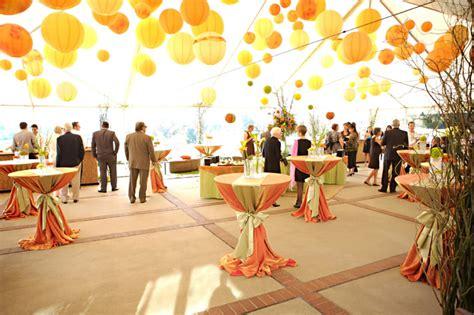 Indian Home Wedding Decor by De Lovely Affair Chinese Wedding Lanterns Elegant Fun